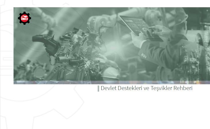 Destek ve Teşvikler Rehberi 2020 – İstanbul Sanayi Odası (ISO