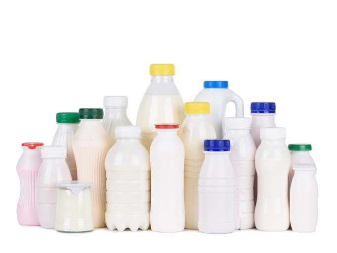 Süt ve Süt Ürün Ambalajları